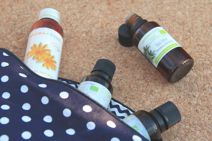 indispensables huiles essentielles
