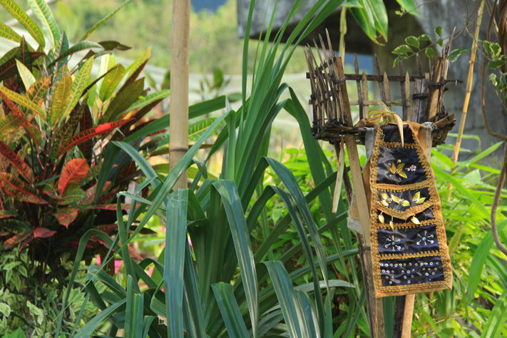 Bali offrande